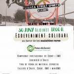 Competición de BMX en Alginet